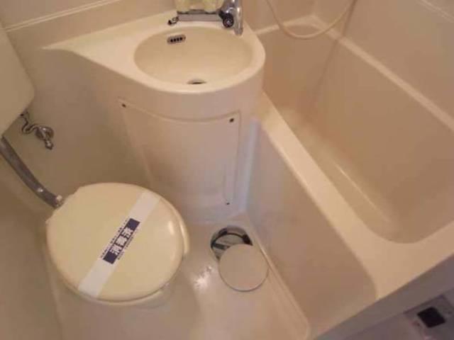 パークサイド日本橋トイレ