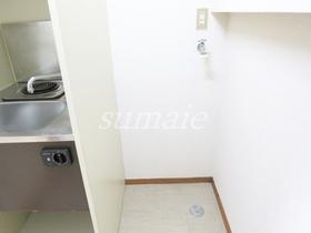 室内洗濯置き場完備☆
