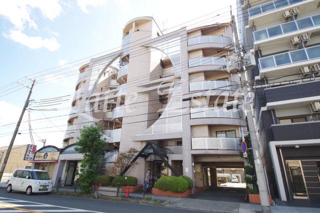 大阪市鶴見区今津中1丁目の賃貸マンションの外観