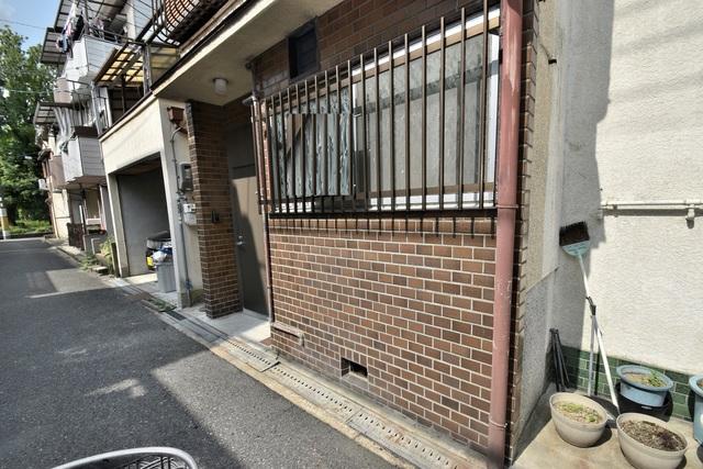 大蓮南2-15-9 貸家 自転車おけますよ。