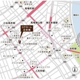 コクヨーレ日本橋案内図