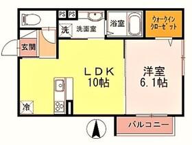 向ヶ丘遊園駅 徒歩7分2階Fの間取り画像