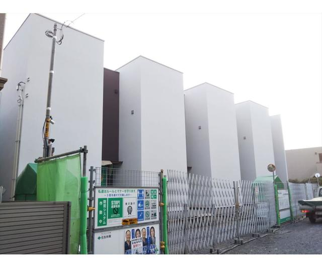 (仮称)武蔵野市緑町3丁目計画の外観画像
