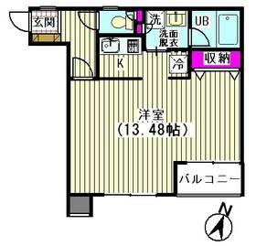 ピアラ日吉 304号室