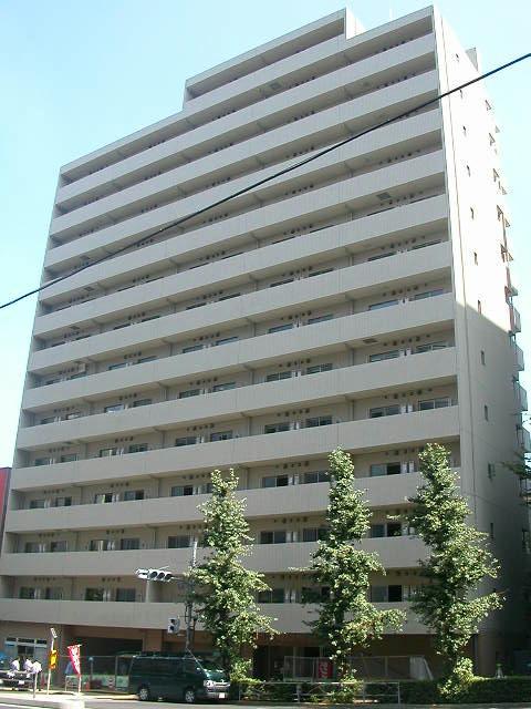 スカイコートヴィーダ五反田WESTの外観画像