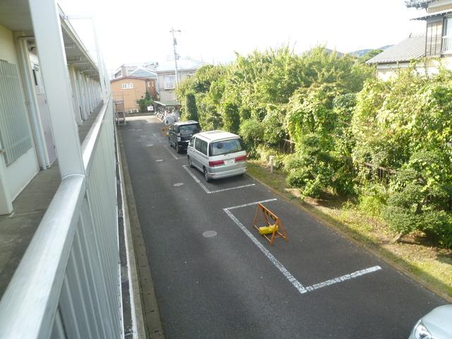 本厚木駅 バス21分「荻野新宿」徒歩2分景色