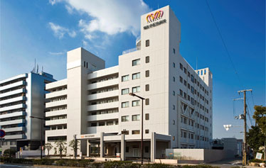 日栄ビル3号館 医療法人育和会育和会記念病院
