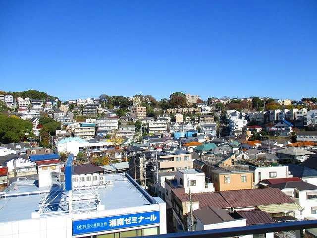 ホーユウパレス和田町景色