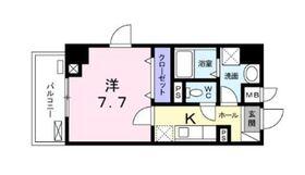 リバーサイド川崎大師4階Fの間取り画像