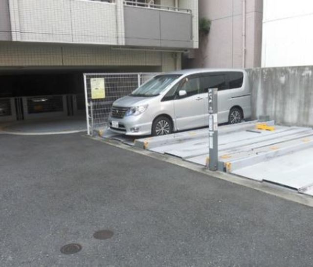 日神デュオステージ関内大通り公園駐車場
