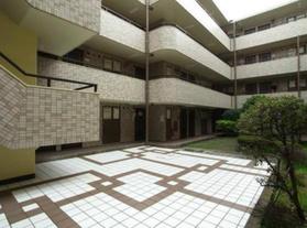 桜上水駅 徒歩19分エントランス
