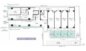東陽町駅 徒歩9分配置図