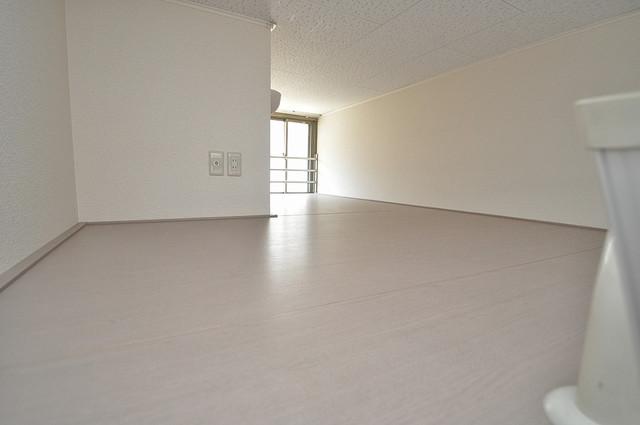 レオパレス菱屋西 広々ロフトで寝室としても使えますよ