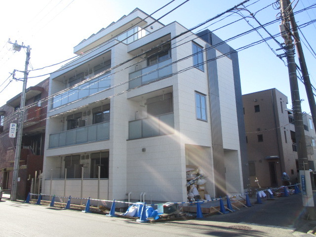 NewSafole武蔵新城外観