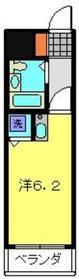 ナイスアーバン大和1階Fの間取り画像