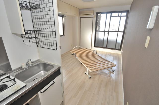 MAISON YAMATO シンプルな単身さん向きのマンションです。