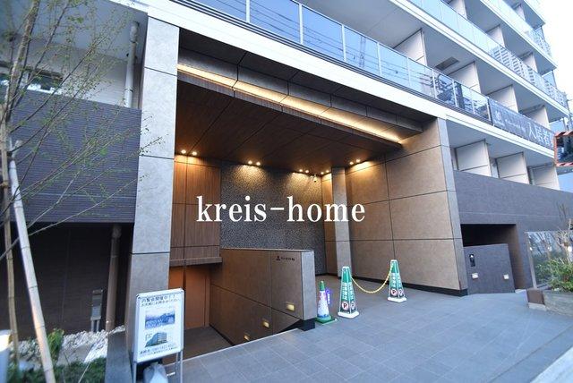 ザ・パークハビオ新宿の外観画像