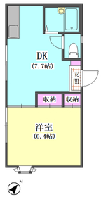 BAY CITY 大井 201号室