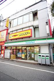 ファミリーマート十条駅前店