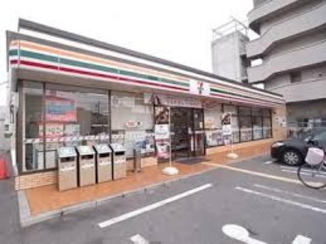 セブンイレブン大東新町店