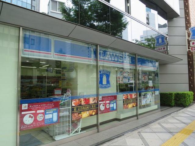 ローソン曽根崎新地店