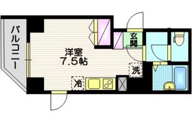 Akkord浅草橋 アコルトアサクサバシ2階Fの間取り画像
