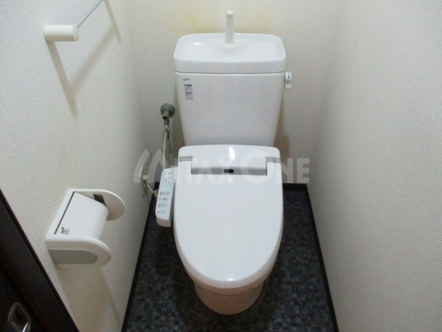 アートハビオ稲田堤(Art Habio稲田堤)トイレ