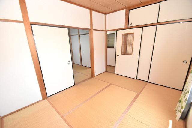 柏田東町2-37貸家 もうひとつのくつろぎの空間、和室も忘れてません。