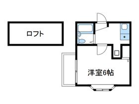 ベルメゾンさがみ野No.432階Fの間取り画像