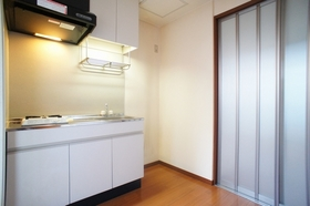 ユウハイツ 203号室