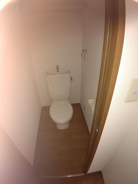 パークヒルズトイレ