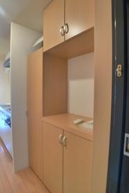 アレイ多摩川 201号室