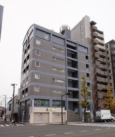 新川通沿いに立地したデザイナーズマンション