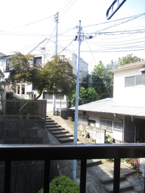 ハウス岡沢No.2景色