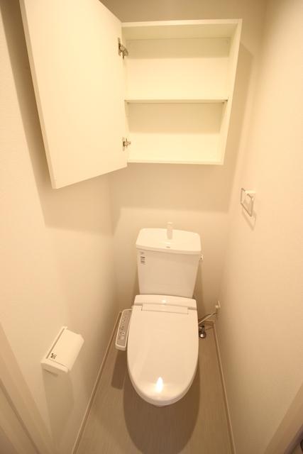 リブリ・リヴェール鎌倉トイレ