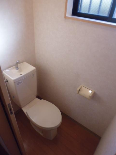 シェルミエールトイレ