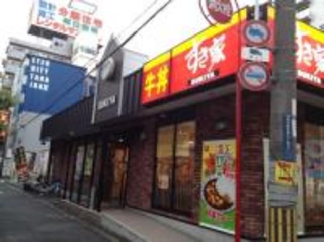フジパレス諏訪Ⅱ番館 すき家東大阪高井田店