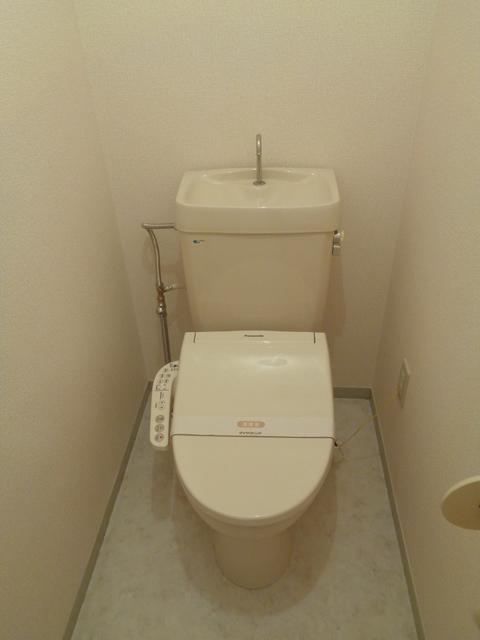 西八王子駅 徒歩39分トイレ