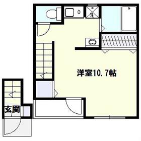 NEXUS2階Fの間取り画像