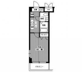 イーリス ネオ3階Fの間取り画像