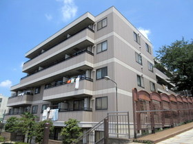 富士見坂住宅の外観画像