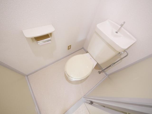 ヒルサイドシティⅡトイレ