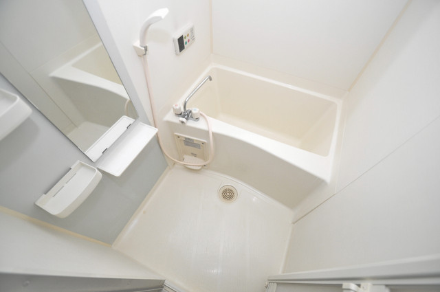 シムリーミナⅡ ゆったりと入るなら、やっぱりトイレとは別々が嬉しいですよね。