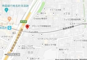 ヴァレッシア椎名町駅前シティ案内図