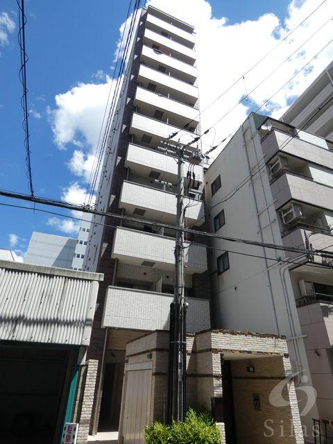 大阪市北区天満2丁目の賃貸マンション