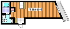 スタンツァミーア3階Fの間取り画像