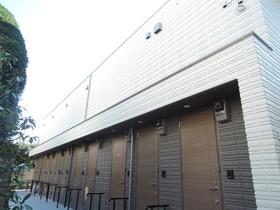 パークフラット 旗の台六丁目の外観画像