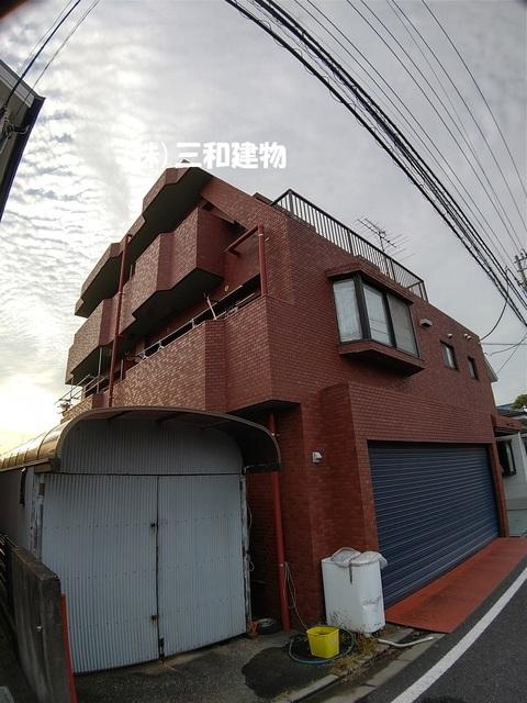 成増駅 徒歩12分外観