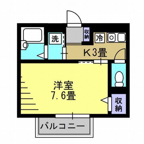 1K K3 洋7.6