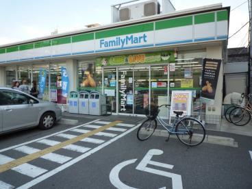 シャラロステ ファミリーマート東大阪足代北一丁目店